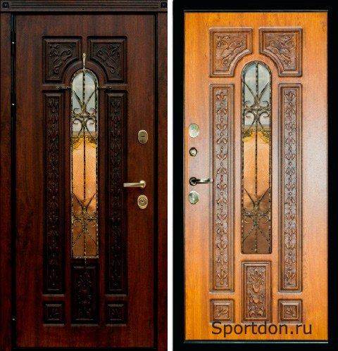 Рейтинг металлических дверей