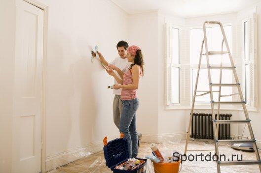 Пошаговая инструкция по ремонту квартир для дилетантов