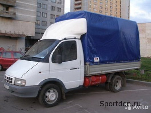 Вывоз мусора газелью в Москве
