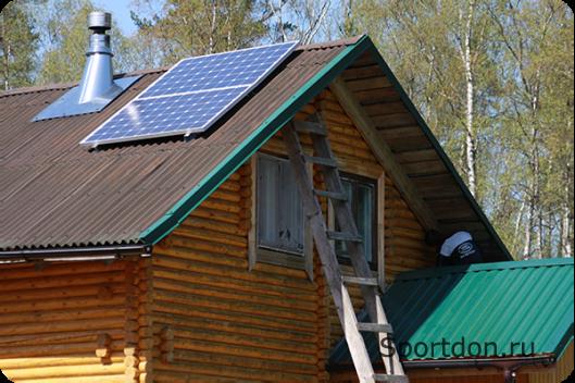 Найдено еще одно применение солнечных батарей в США
