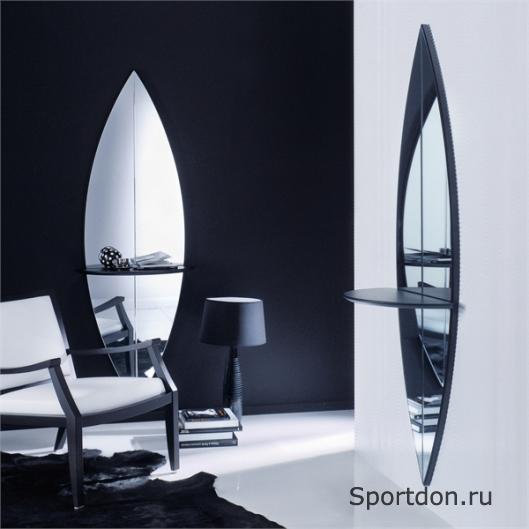 История и основные функции зеркал