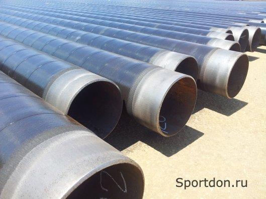 Изоляция металлических труб