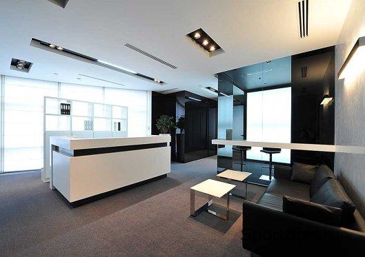 Statom о лучшем дизайне для  офиса продаж