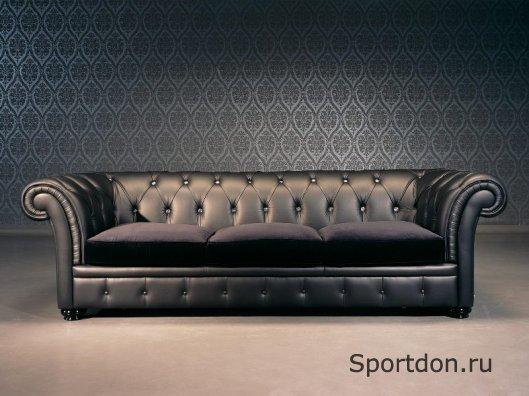 Характеристики итальянских диванов