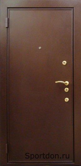 Двери металлические – надежная защита дома