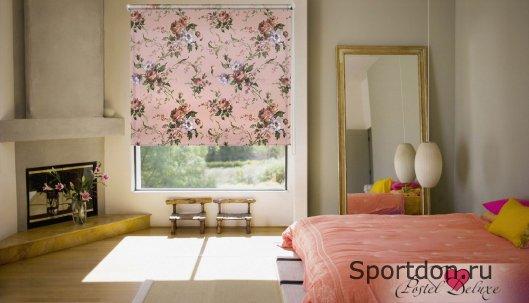 Рулонные шторы  - 100% гарантия уюта!