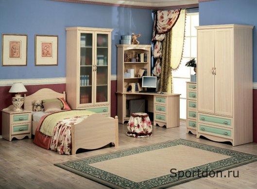 Мебель для школьницы