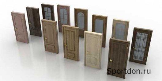 Широкий выбор дверей