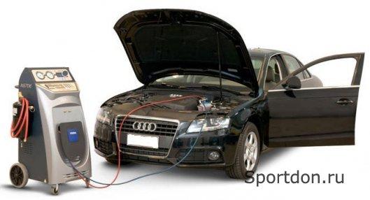 Виды автомобильных кондиционеров