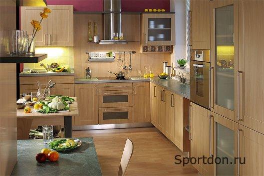 Выбираем кухню для дома