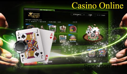 Тайны онлайн-казино