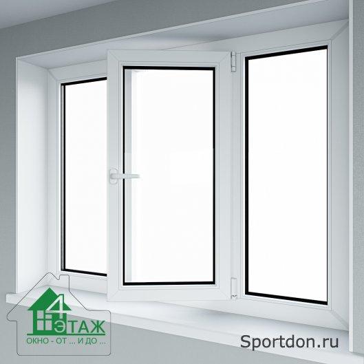 Металлопластиковые окна decco – особенности и свойства